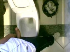 עושה פיפי גאה בשירותים!