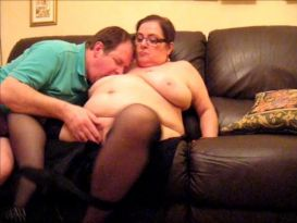 שמנה בסקס מול מצלמת רשת!