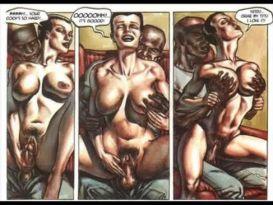 קומיקס אורגית הארדקור מיניים