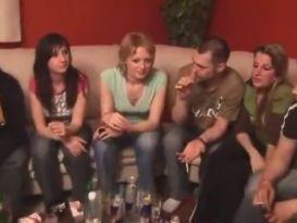 מסיבת סקס אירופאיות!