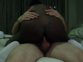 זיון גאה בין גזעי מחדיר נהדר ביופי של סקס!