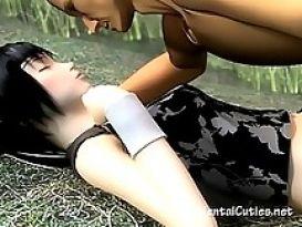 חמודה יפה אוהבת סקס מצויר ויפה!
