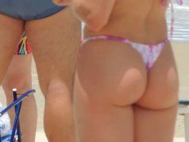 כוסיות ברזילאיות על חוף הים בקופה קבנה!