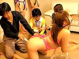 קשירות והחדרת דילדיו ליפניות