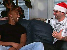 גייז בחג המולד בסקס טוב!
